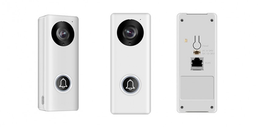 Yoosee 1080p smart doorbell chime compatible Synology/Qnap