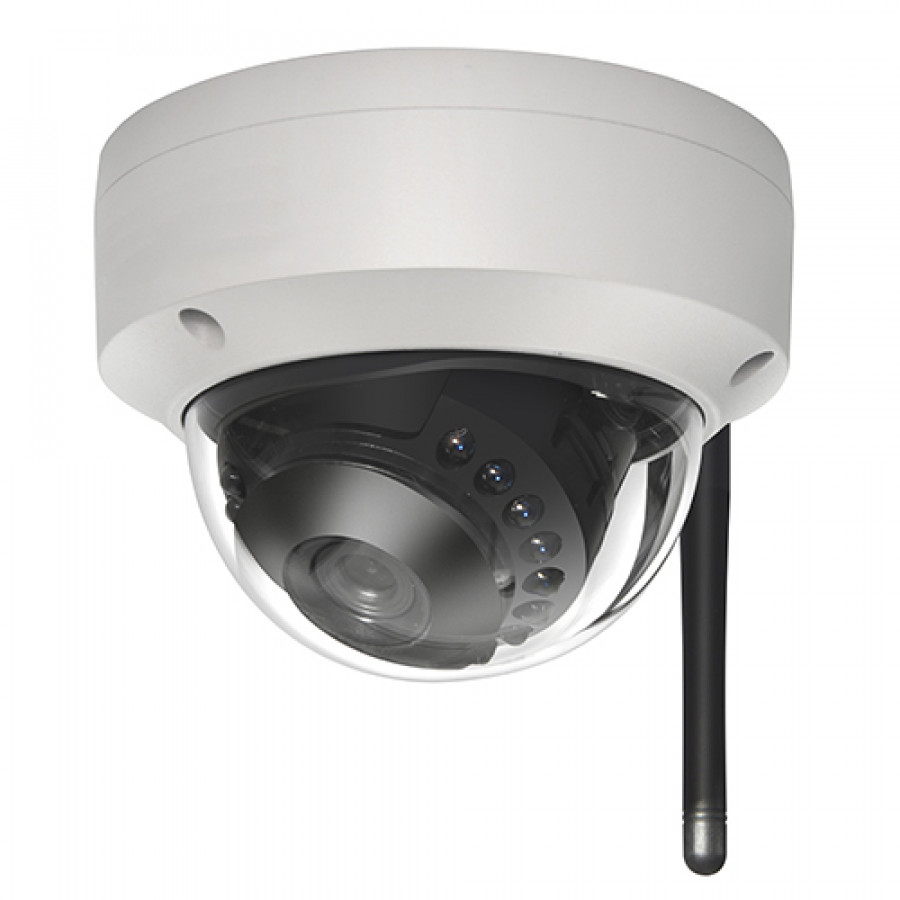 Yoosee 1080p Wireless Vandalproof Dome Camera 3 6mm Lens