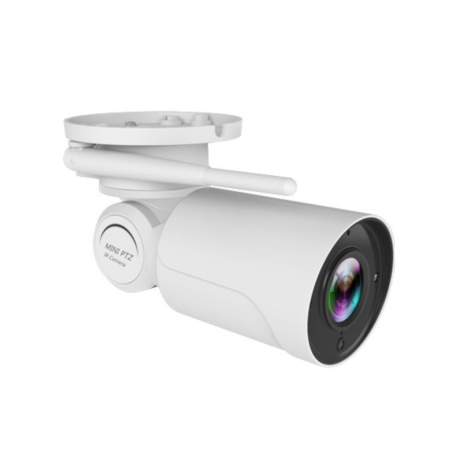 Diy Outdoor Wireless Mini Ptz Bullet Camera Supports 64gb