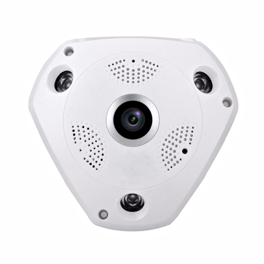 3MP 360° Panoramic Wireless Smart Security Camera