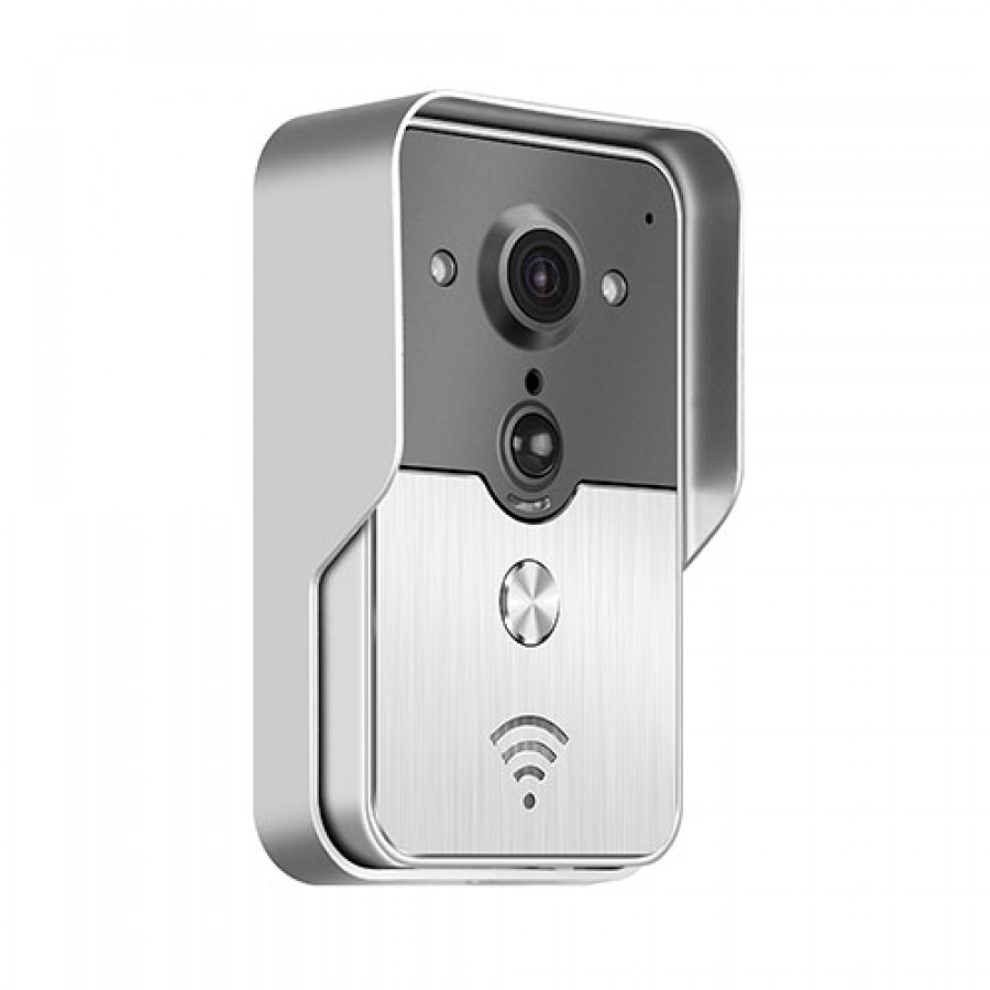 wireless smart hd video intercom doorbell camera. Black Bedroom Furniture Sets. Home Design Ideas