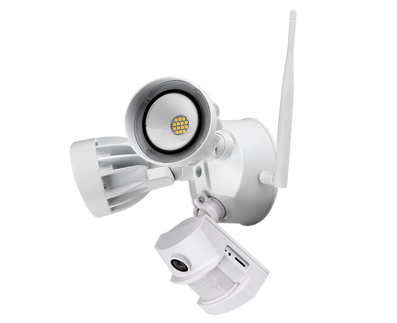 Yoosee 1080p HD floodlight wireless outdoor security camera
